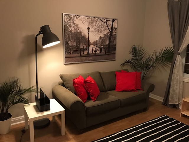 BEST Airbnb Near Downtown OTTAWA! 2 - Gatineau - Apartament