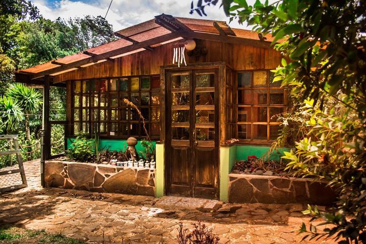 Summer's Ville Room. -By Monteverde Reserve.