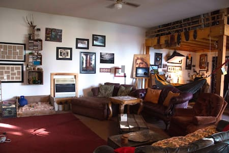 Artists Loft in historical Fort Plain