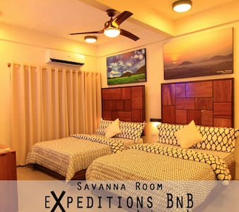 Expeditions BnB Coron_Savanna Room