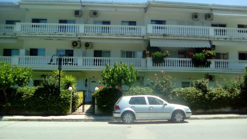 ηλιόλουστο διαμέρισμα - Kamena Vourla - Apartment