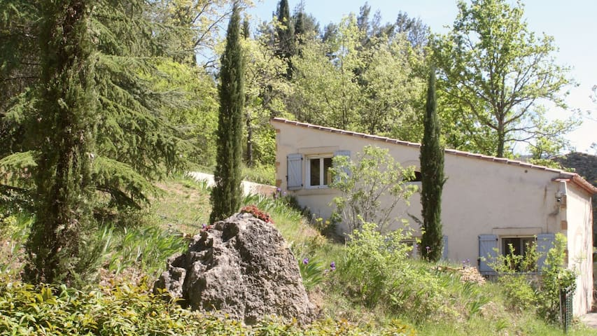 luxury house, big heated pool, romantic grounds - Roquetaillade