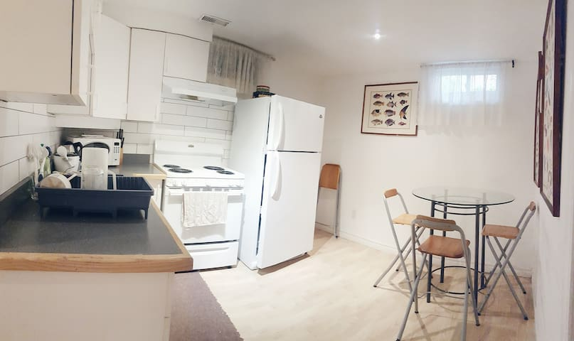 Two Rooms in Basement Suite near Carleton U.