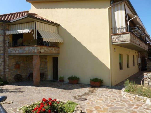 Appartamento in Maremma a soli 10 minuti dal mare - Potassa - Apartment