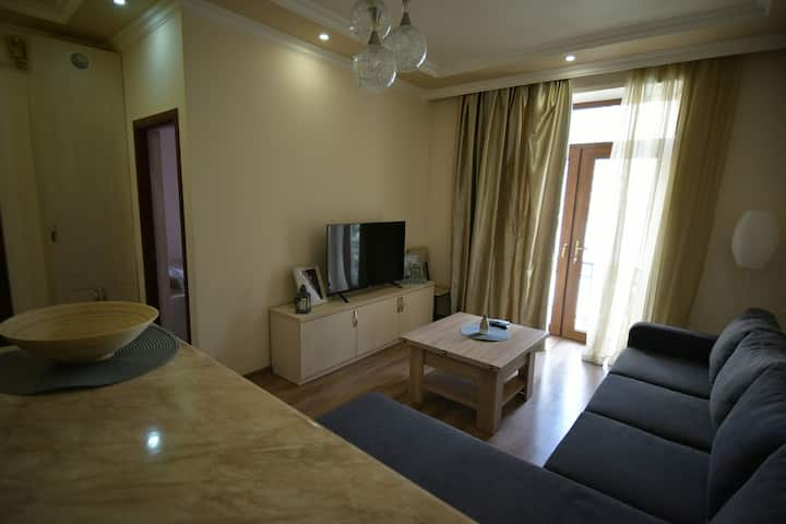 #Cosy Bright Apartment on Saryan Amiryan crossroad