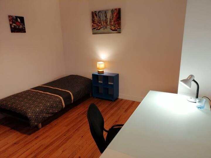 Chambres meublées Le Havre