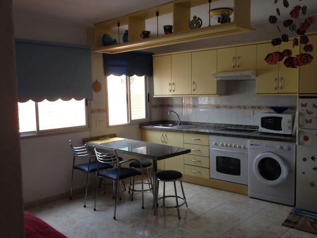 Apartamento en la playa - Tamaduste - Apartamento