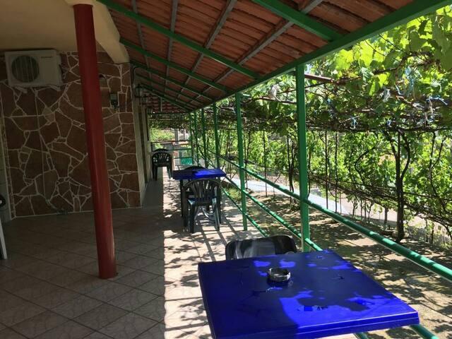 Garden House Ronaldo
