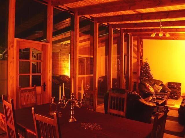 Casa entera, cercana al centro de Villarrica