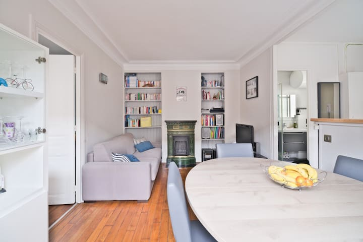 Appartement de 45m2 au centre de Vincennes (Paris)