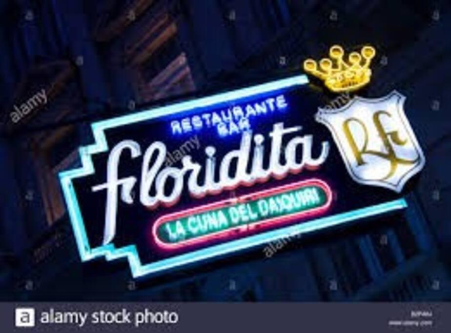 Floridita bar-restaurant(3 blocks away)
