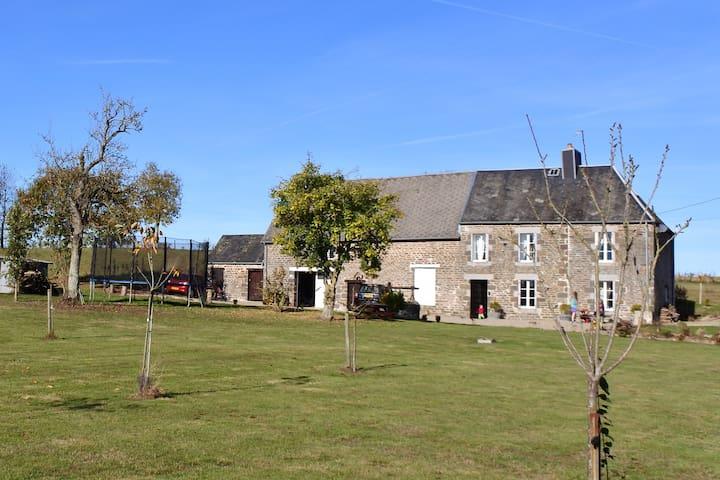 L'Auberdiere en Normandie