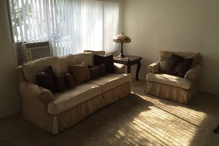 Cozy Apartment in Downtown Burbank