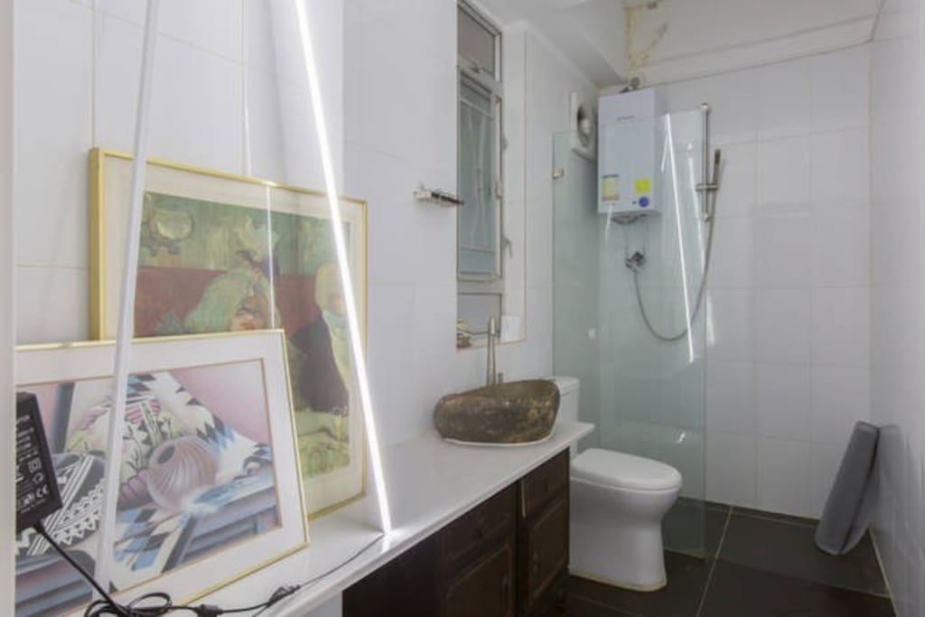 Private Bathroom for Airbnb guests