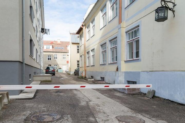 Pärnu city centre apartment
