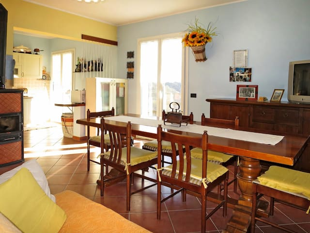 Holiday Apartment Ginevra in Aurano