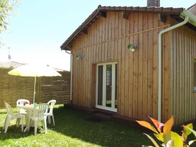Maison de vacances à Arès bassin d'Arcachon