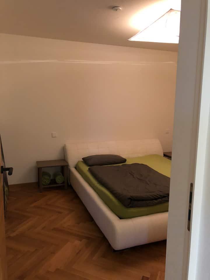Moderne Wohnung mit eigenem Eingang