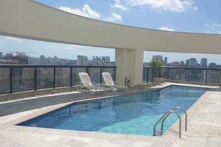 Cool Flat em Moema - São Paulo