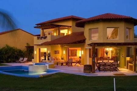 Beautiful Villa in Punta Mita - Punta de Mita