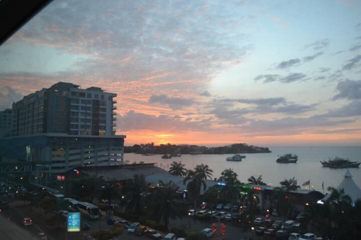 Sunset View Studio