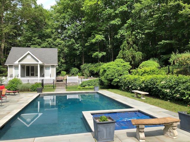 Summer Hill Cottage Bridgewater - Pool & Pets OK!