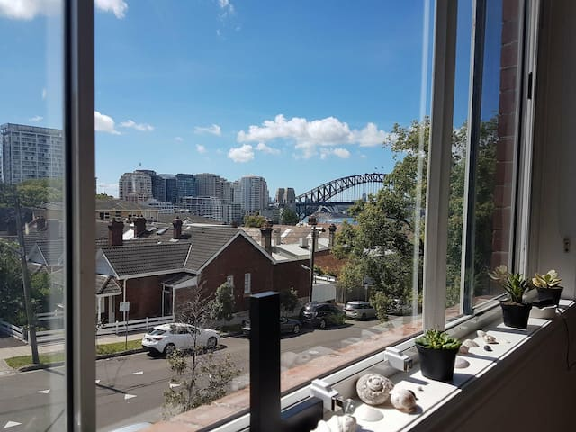 Modern flat great location with amazing view