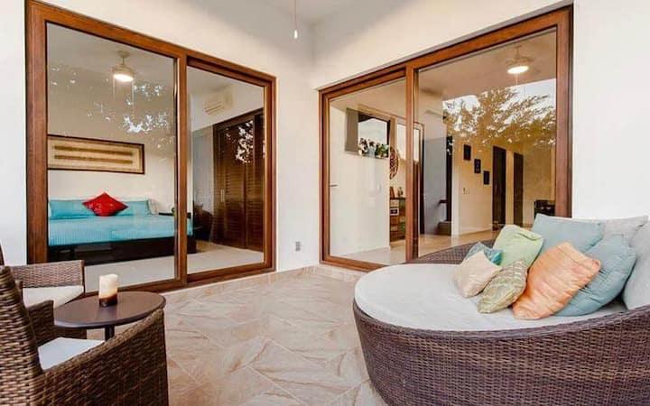 Peaceful ZEN Haven in Wellness Community, Near Pool with 5stars Resort Amenities