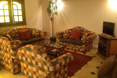 Spacious Room in Central Maadi, Cairo - El-Basatin - Wohnung