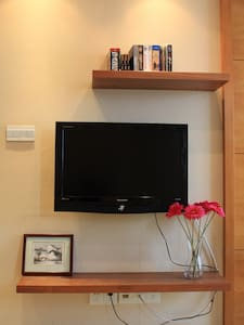 Modern apartment,Foshan 时尚简约公寓 - Foshan - Apartment