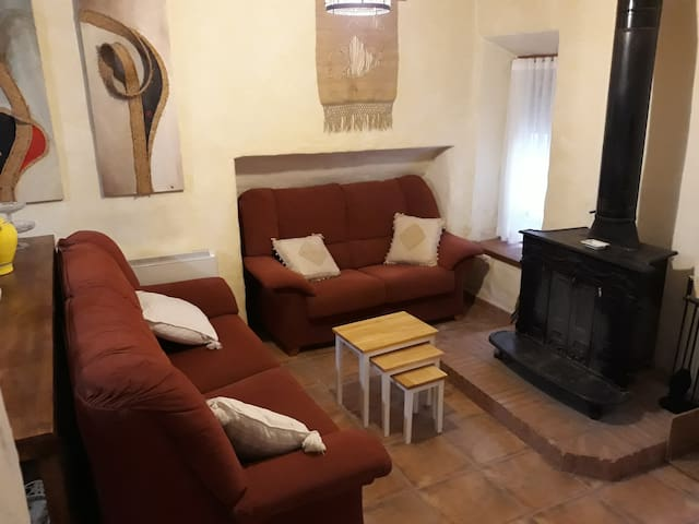 Casa Rural del Rincón. Villahermosa-C.Real (Spain)