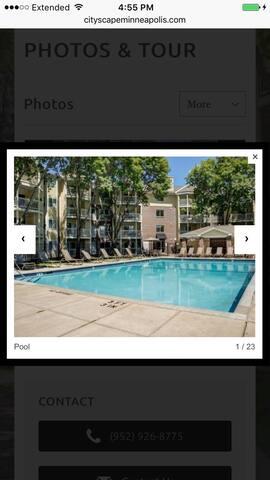 10 Min from Downtown Minneapolis! - Saint Louis Park - Apartment