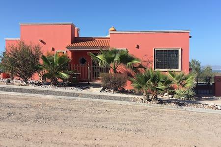 Lovely casa with views ocean, desert