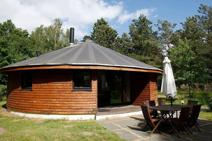Maison de vacances moderne à Hojslev avec sauna