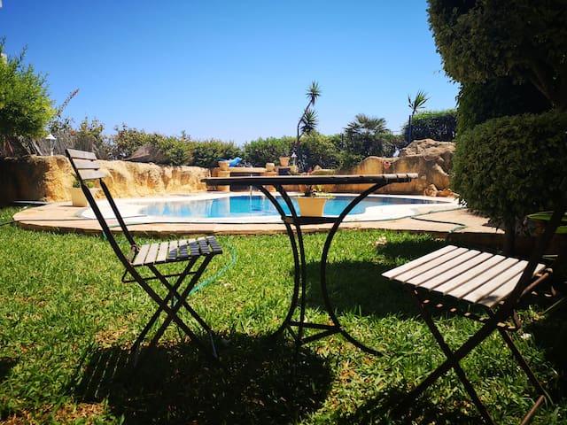 Beautiful Souls 2 bedrooms - Private swimming pool