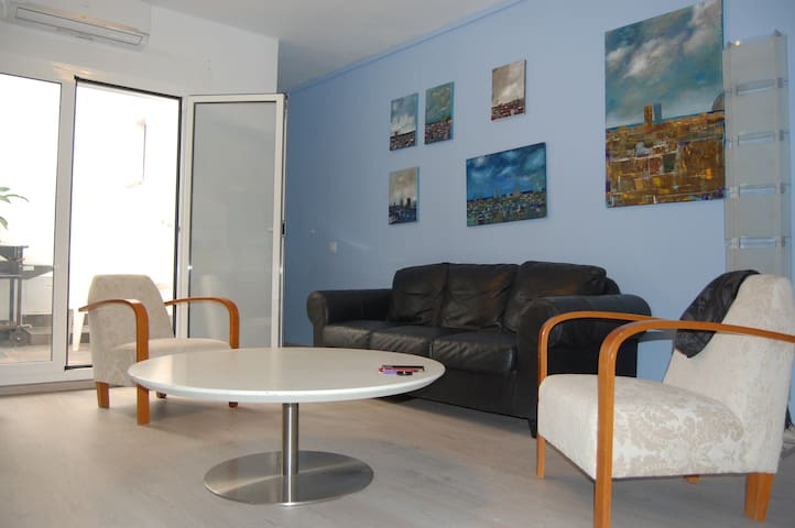 COSTA BRAVA, 50m sea, 3 terrazas - L'Escala - Apartment
