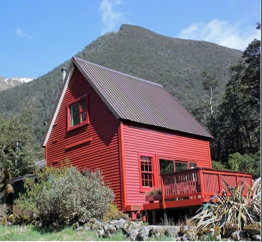 Arthur's Pass alpine retreat