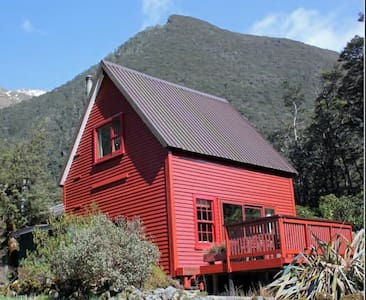 Arthur's Pass alpine retreat - Arthur's Pass - House