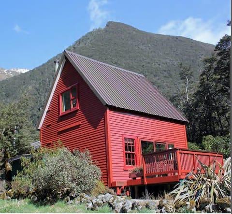 Arthur's Pass alpine retreat