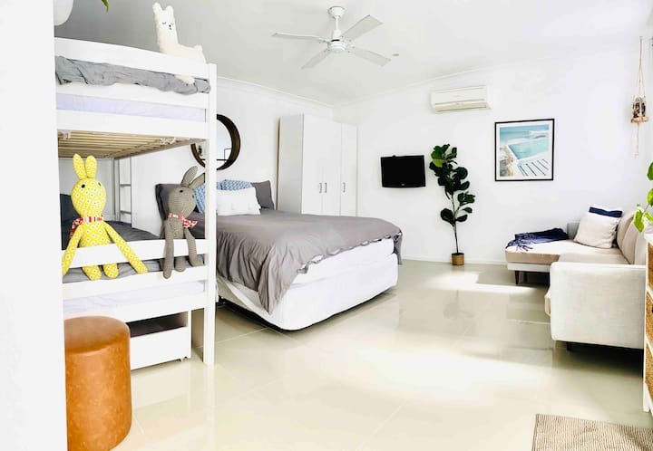 Affordable family accommodation in Nelson Bay
