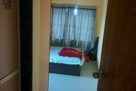 beautiful room in peaceful place of Mululd west - Appartement