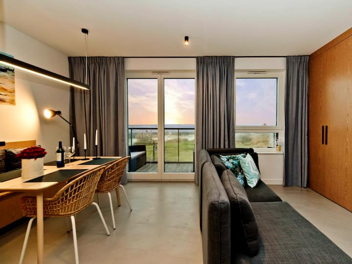 Seaview apartment by Puck bay A21