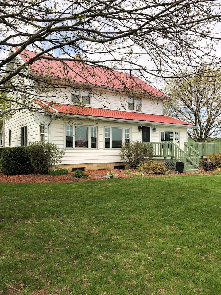Amish Farmhouse Morris Suite