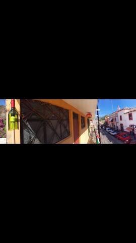 Casa Alvarado en el corazon de Xichú