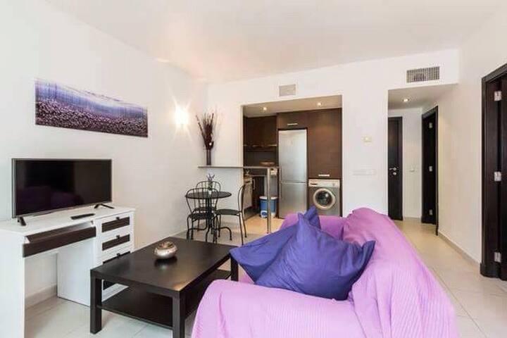 Bonito apartamento junto a playa - Ciutadella de Menorca - Apartamento