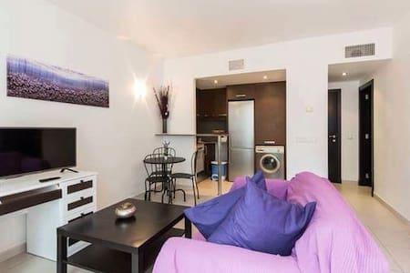 Bonito apartamento junto a playa - Ciutadella de Menorca - Apartemen