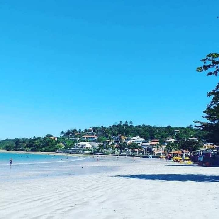 Paraíso tropical, desfrute das belezas naturais.