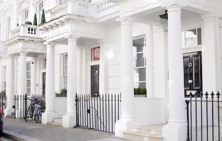 Lovely pimlico family home