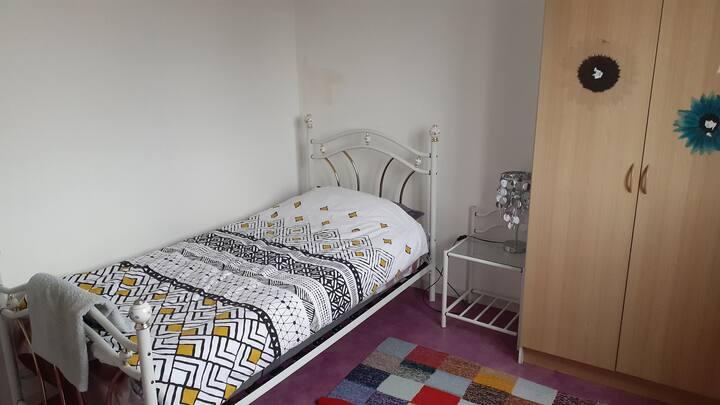 1 chambre pour une personne
