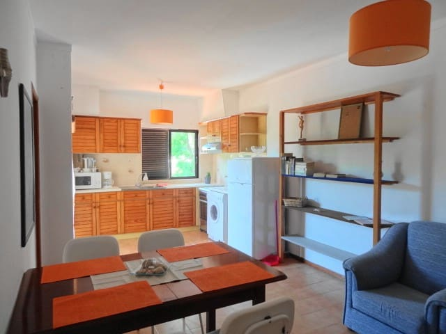 Nice 2bedroom Orange 4 km beach :) - Almancil - Huoneisto